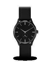 AW-59-B  Men's Large Black  Watch